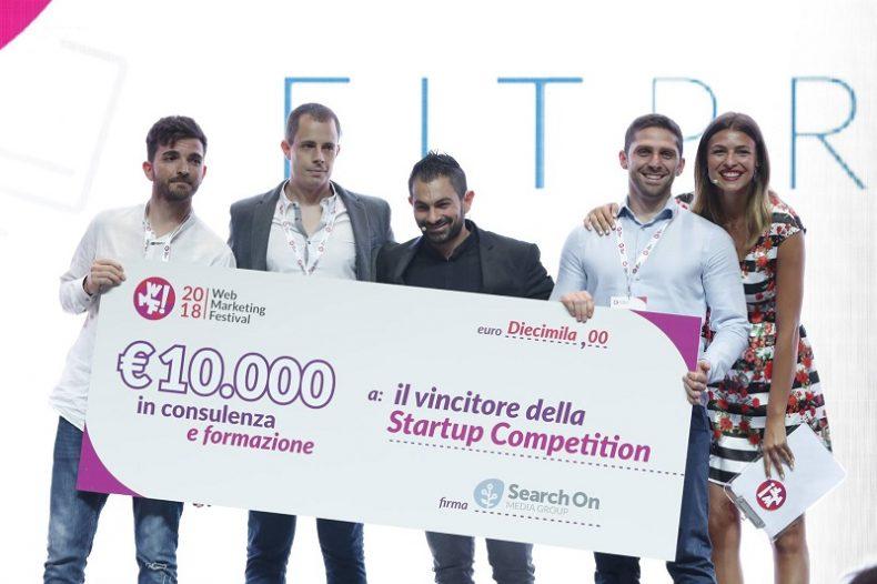 Startup Competition - Vincitori 2018