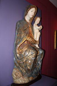 Madonna con bambino IX