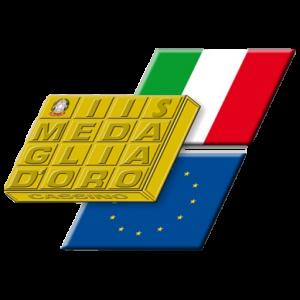 icona logo-IIS medaglia d'oro