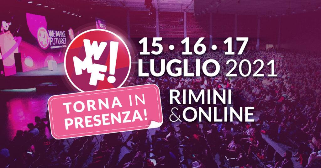 Web Marketing Festival: si torna aRimini